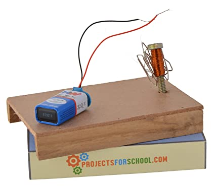 Buy Making Magnet with Electric Current School Science Project ...