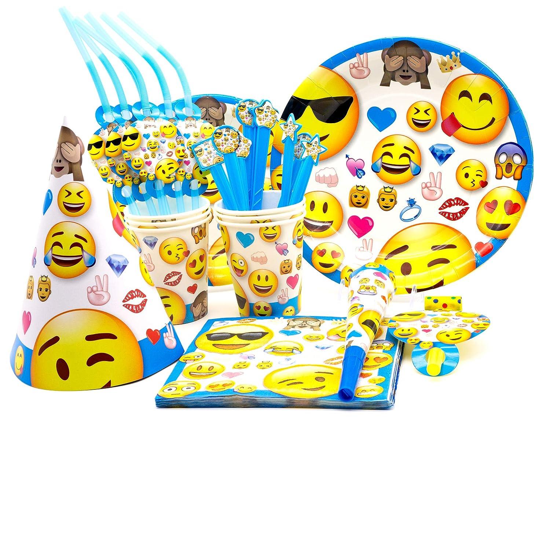 Emoji Party Supplies By Girl Kim
