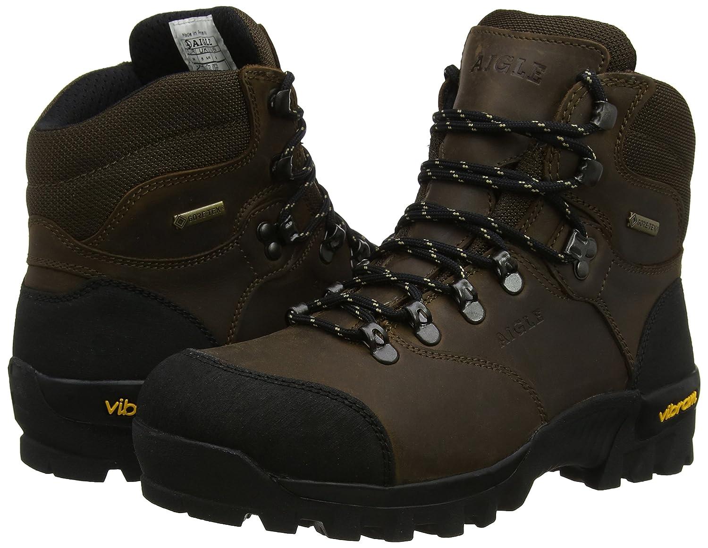 Aigle Altavio Gore-Tex Leather, de Caza para Hombre: Amazon.es: Zapatos y complementos
