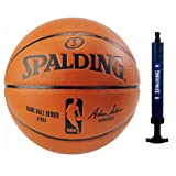 Amazon Price History for:Spalding NBA Indoor/Outdoor Replica Game Ball