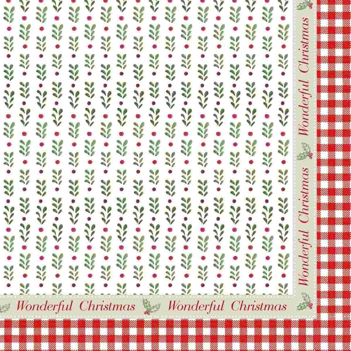 Paper napkins 13 x 13 in 20x ca WX73 Clayre /& Eef