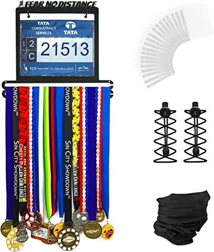 Amazon.com: Soporte para colgar medallas con capacidad de 60 ...