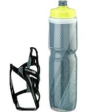 Schwinn Botella de Agua con Jaula con Aislamiento Reflectante, 26 onzas