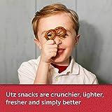 Utz Sourdough Nuggets Pretzels - 52 oz. Barrel
