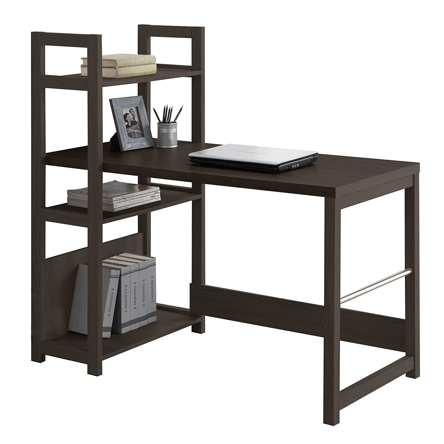 ideas simple custom college hutch desk dorm diy computer with bookshelf