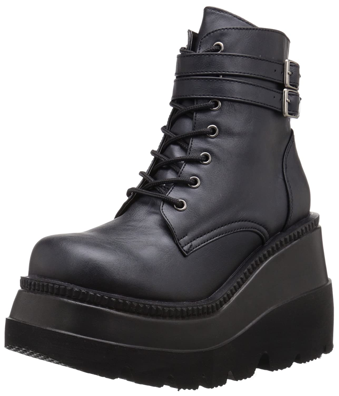 Demonia Women's Sha52/Bvl Boot