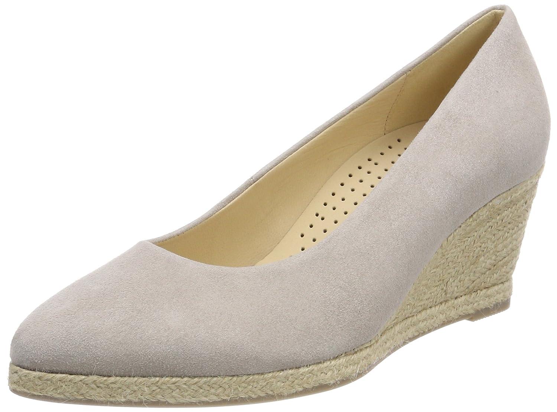 Gabor Shoes Gabor Casual, Zapatos de Tacón para Mujer 37 EU|Multicolor (Puder)