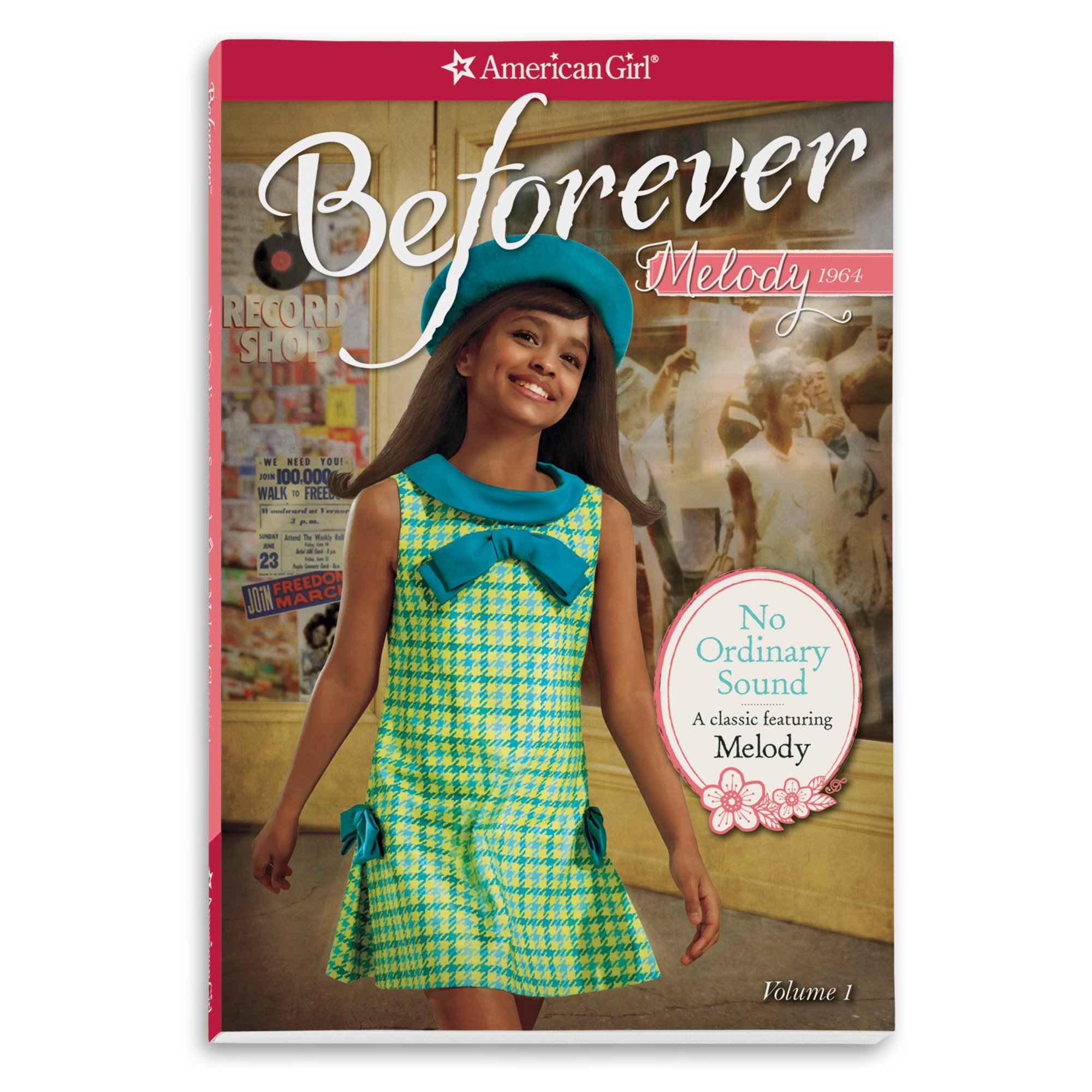 American Girl Melody Doll and Book by American Girl (Image #7)