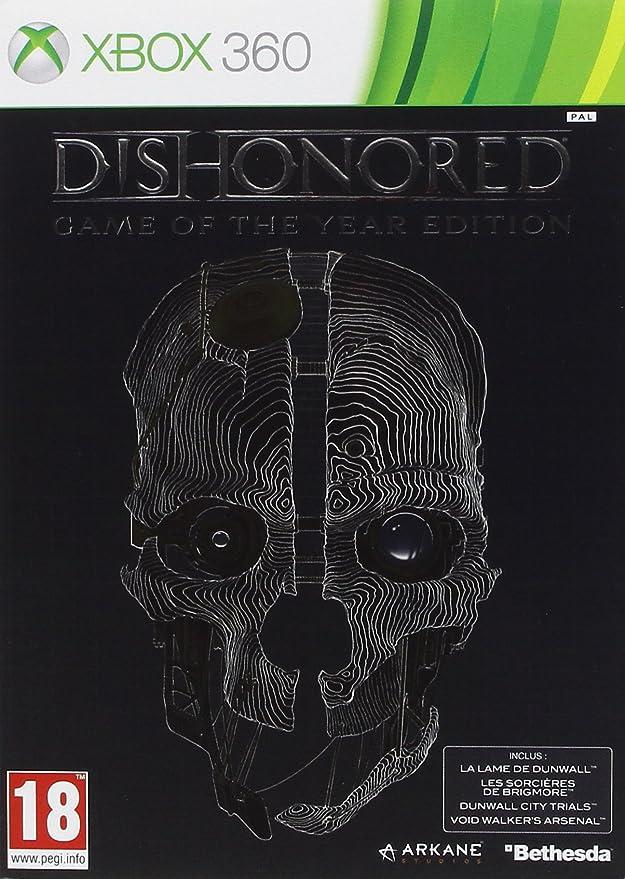 Dishonored Goty [Importación Francesa]: Amazon.es: Videojuegos