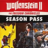 Wolfenstein II: The New Colossus:  The Freedom Chronicles Season Pass - PS4 [Digital Code]