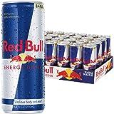 Red Bull Energy Drink, 250 ML (Pack of 24)