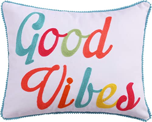 Levtex Home Majestic Good Vibes Pillow