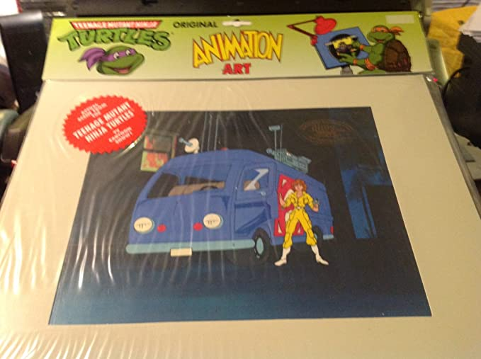 Amazon.com: teenage mutant ninja turtles Original animación ...
