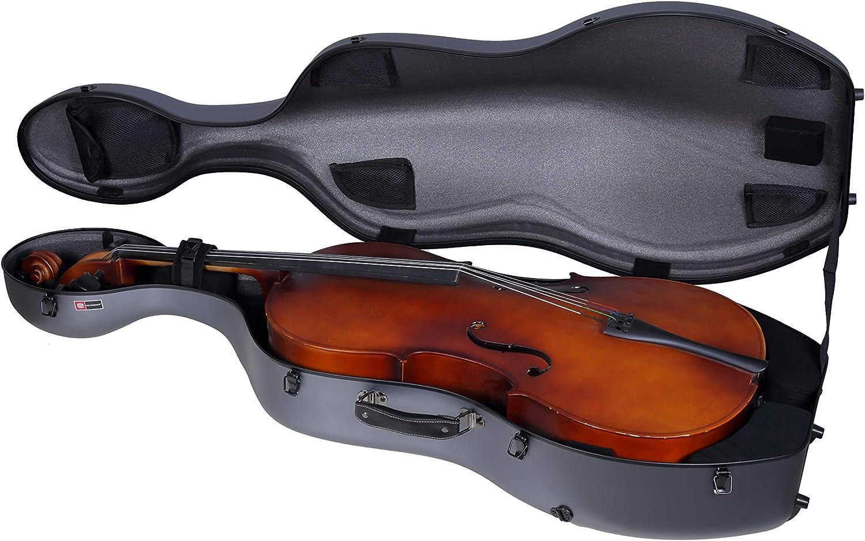 Crossrock - Carcasa rígida para OM/000 (madera): Amazon.es: Instrumentos musicales