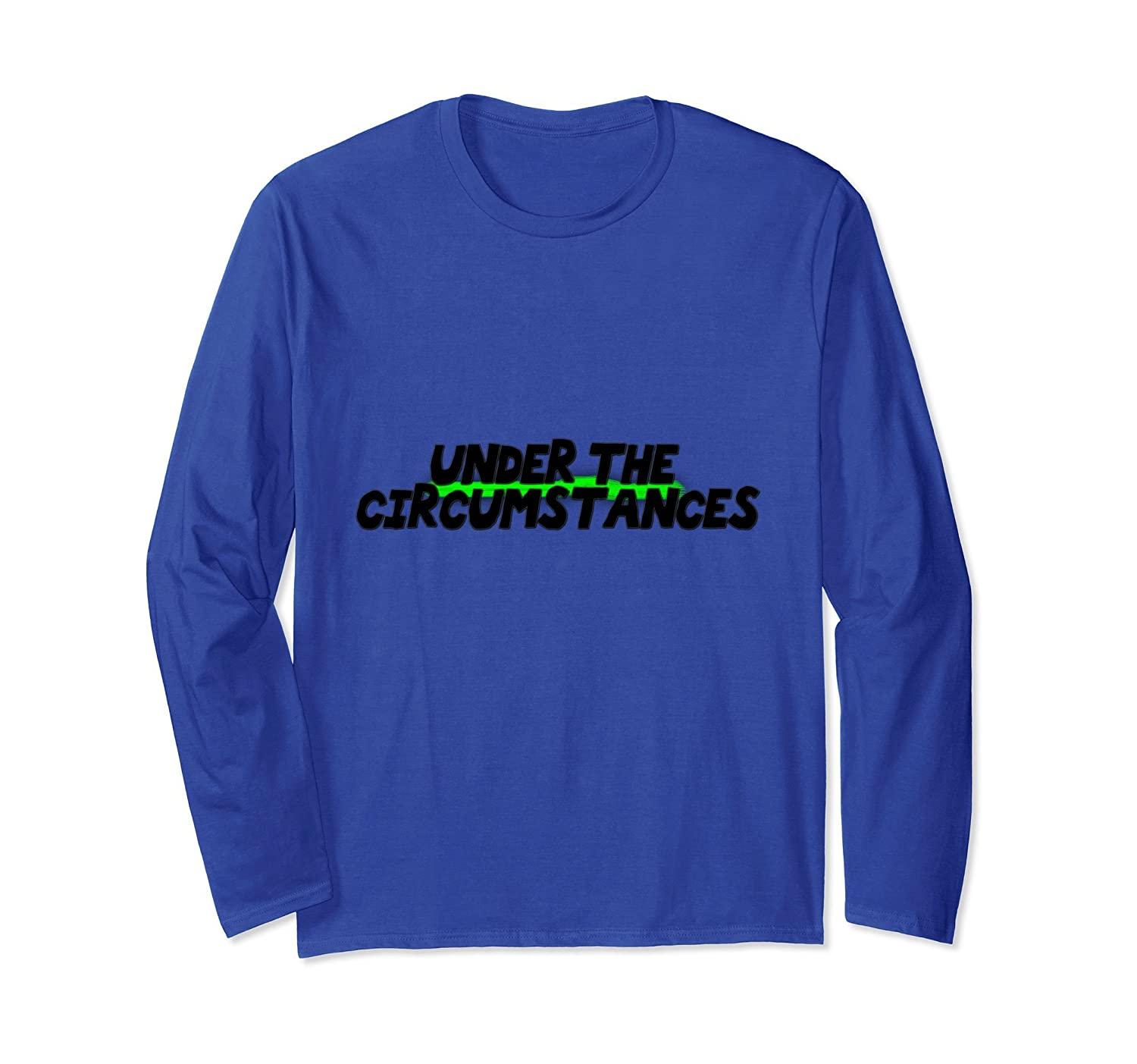 Circumstances Long-sleeve, For Boys & GIrls-mt