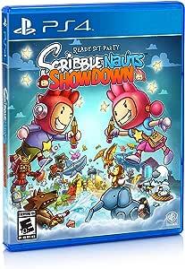 Scribblenauts Showdown for PlayStation 4
