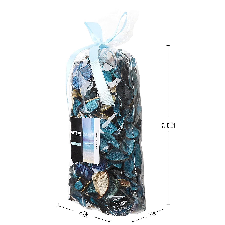 Qingbei Rina Regalos. terquoise fresco de popurrí bolsa, bolso de ...