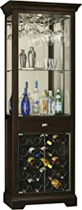 Howard Miller Gimlet Wine and Bar Storage Cabinet