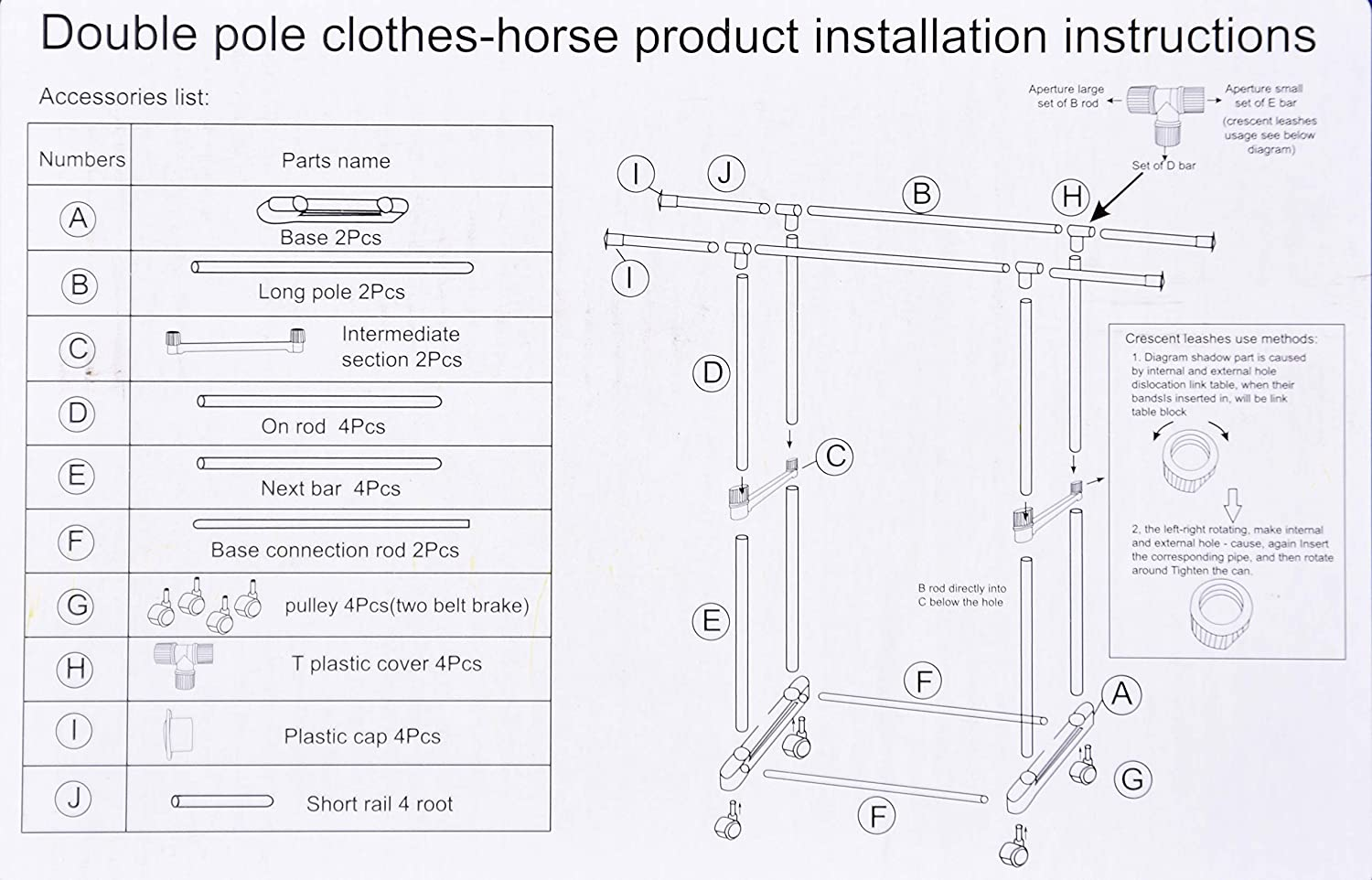 Haneez Stainless Steel Double Pole Telescopic Foldable Drying Stand External Schematic This Is The Of Connections With Wheels 52ft Silver Home Kitchen