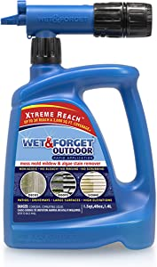 Wet & Forget Roof and Siding Cleaner