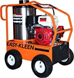 Easy-Kleen Professional 4000 PSI (Gas - Hot Water) Pressure Washer w/Honda Engine & Electric Start (12V Burner)