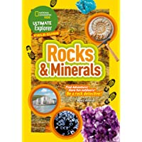 Rocks and Minerals: Find Adventure! Have fun outdoors! Be a rock detective! (Ultimate Explorer Field Guides)