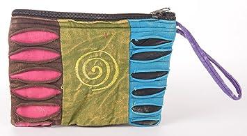 Hippie estuche | fabricado a mano en Nepal | Paz y Amor ...