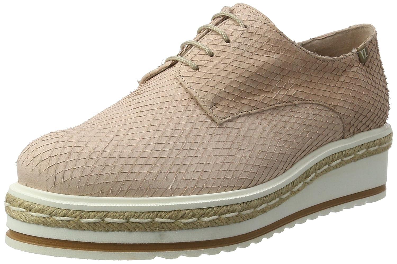 Vitti Love 544-018, Zapatos de Cordones Derby para Mujer 38 EU|Rosa (Rosa 003)