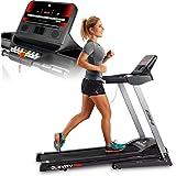 BH Fitness Levity RS1 G6140RF Cinta de correr - 16 Km/h - 2.75CV (pico) - 120x40cm superficie de carrera - Inclinación manual dos posiciones (1% y 4%)