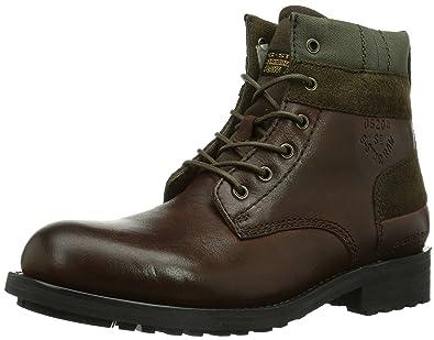 GSTAR RAW GStar Patton V Officer Plain Toe Mens Boots