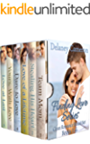 Finding Love Series Clean Romance Boxed Set: Books 1-6