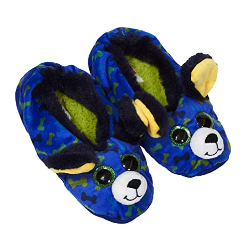 3218ae56bb45 Jump A Roos Fetch Slipper Sock  Fun Slippers for Kids  Cute Kids House  Slippers