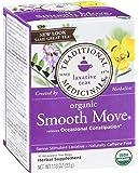 Traditional Medicinals Tea Smooth Move Laxati