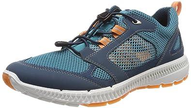 36336bb985c7d7 ECCO Damen Terracruise II Sneaker Blau (Dark Petrol Pagoda Blue 51352) 35 EU
