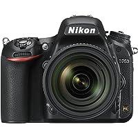 Nikon D750 Digital SLR Camera with Wi-Fi (24.3MP, 24-85mm Lens Kit) 3.2 inch LCD DSLR Kamera (2 Yıl Nikon Yetkili Dist. Karacasulu Garantili)