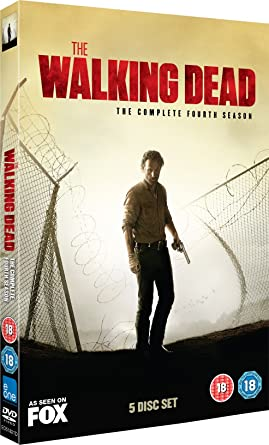 UK-Import]The Walking Dead Season 4 DVD: Amazon.de: Andrew ...