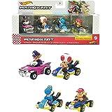 Vehículo de Juguete Hot Wheels Mario Kart Mario Kart