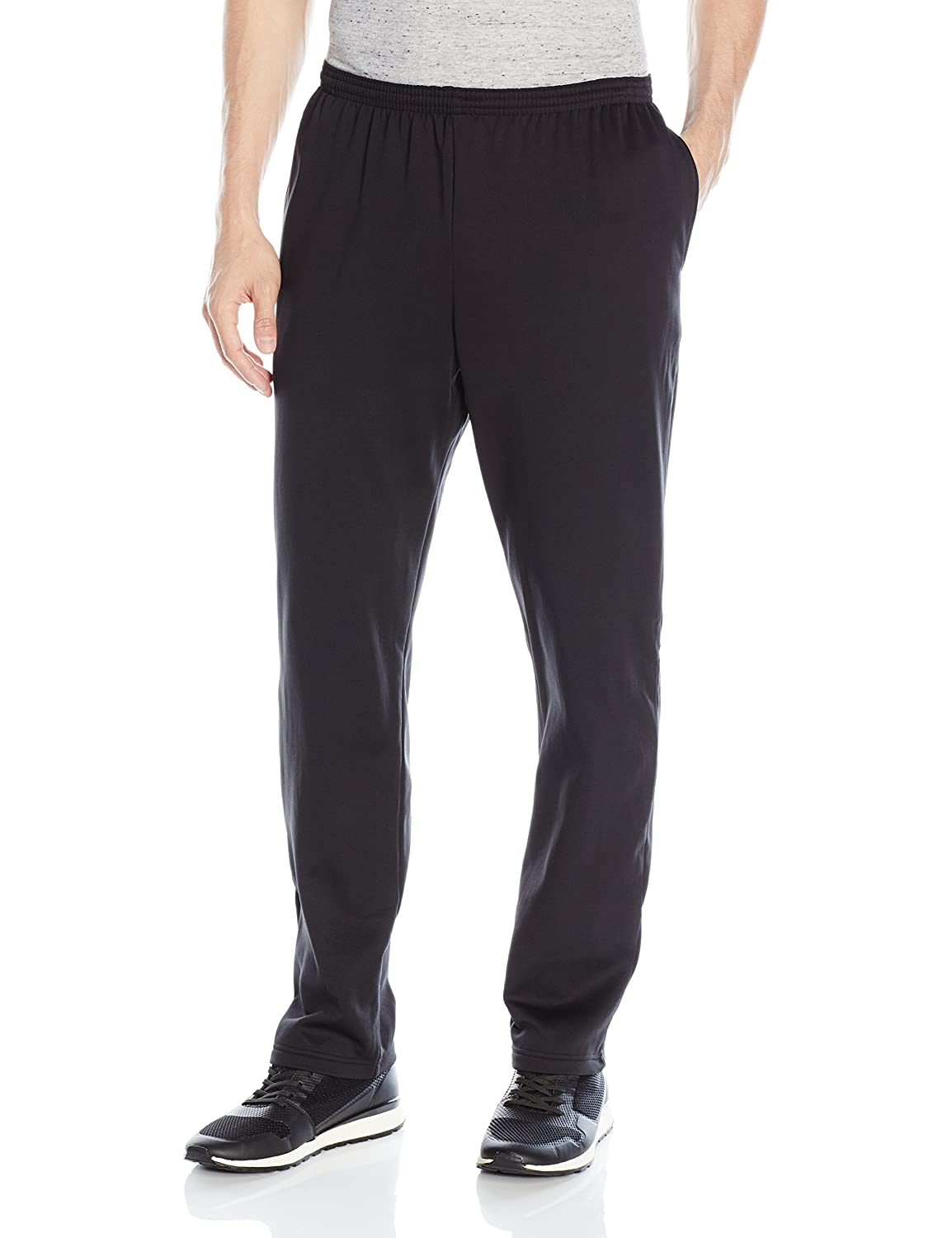Hanes Mens Sport Performance Sweatpant Pockets O6214