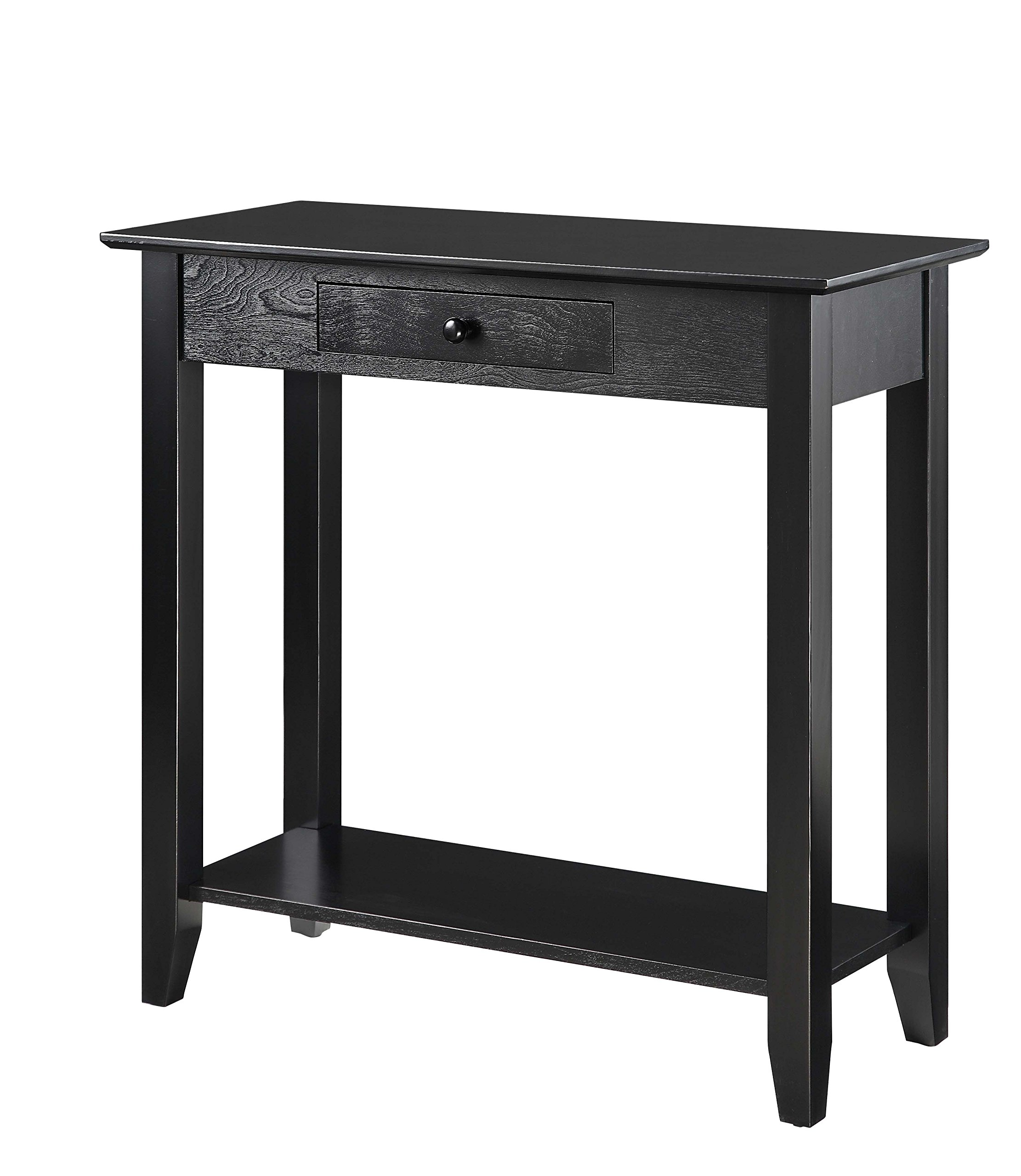 Furniture For Small Entryway: Entryway Hall Table W/ Drawer & Shelf Small Foyer