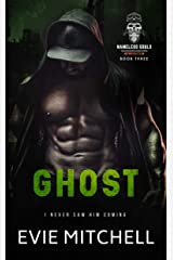 Ghost: A Post-Apocalyptic Motorcycle Club Australian Romance (Nameless Souls MC Book 3) Kindle Edition