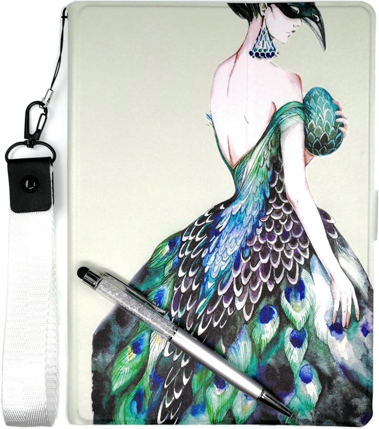 Lovewlb Tablet Funda para Onda Obook11 Plus Funda Soporte Cuero Case Cover HS