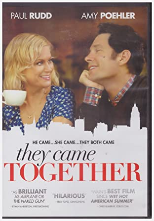 Amazoncom They Came Together Dvd 2014 Movies Tv