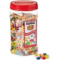 Kirkland Jelly Belly Bean Bulk Jar 1.8 kg (Pack of 1) 44 flavours Sweets COS730755