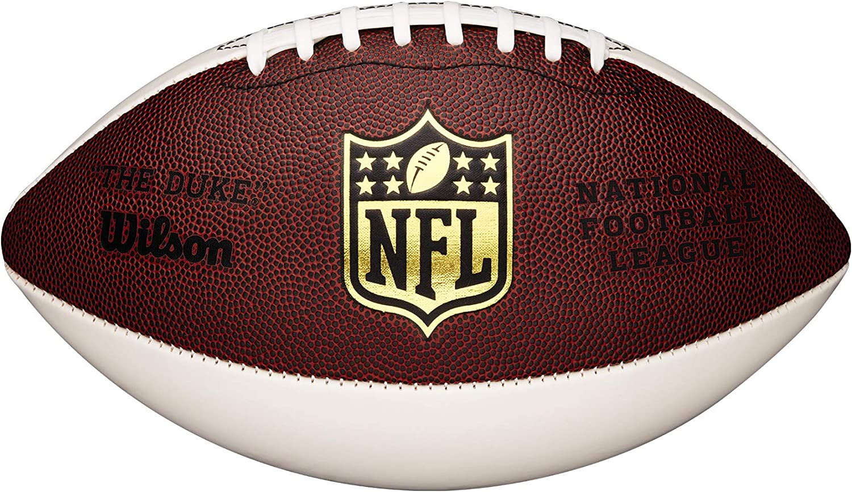 B0000ASARH Wilson NFL Autograph Football 81Rw3ZdpTbL