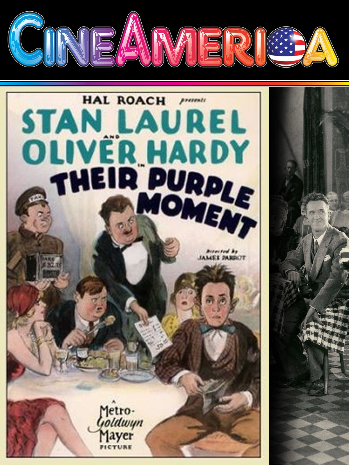Laurel and Hardy Their Purple Moment on Amazon Prime Video UK