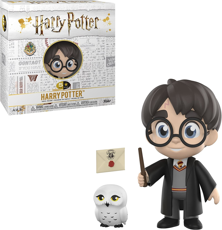 Funko 30449 5 Star Potter: Harry Figuras coleccionables, Multicolor, estándar