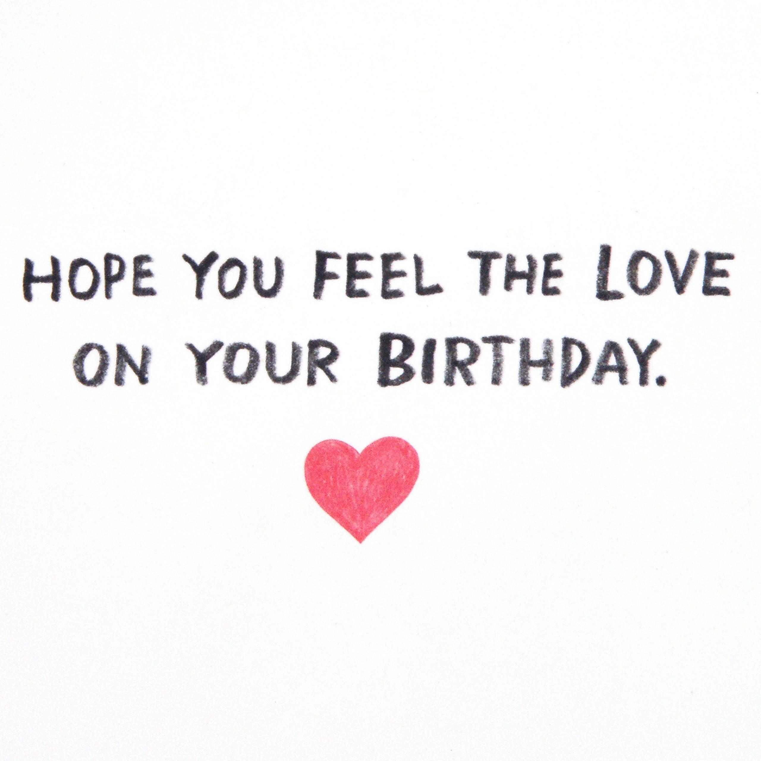 Hallmark Shoebox Funny Birthday Card for Her (Wine and Coffee) by Hallmark (Image #3)