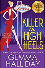 Killer In High Heels (High Heels Mysteries #2): a Humorous Romantic Mystery Kindle Edition