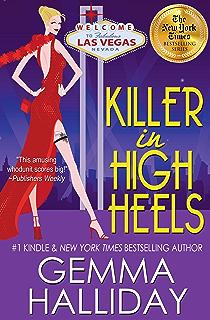 71d96bdf95 Spying in High Heels (High Heels Mysteries #1): A Humorous Romantic ...