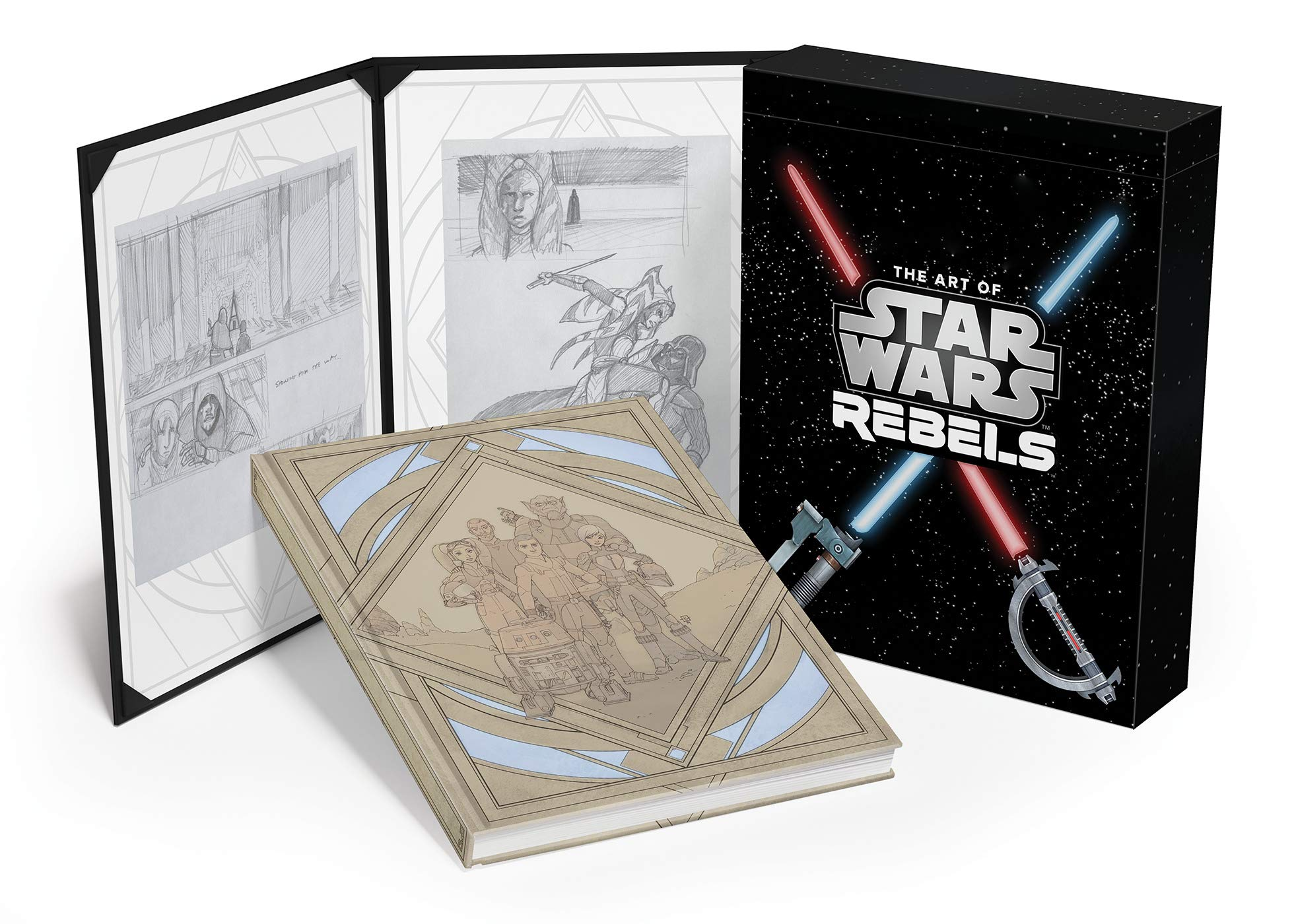 The Art of Star Wars Rebels Limited Edition by Dark Horse Books